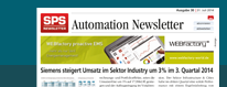 Automation Newsletter