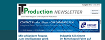 IT&PRODUKTION NEWSLETTER