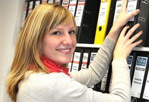 Redaktion in einem Verlag aus Marburg
