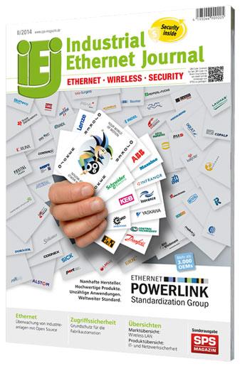 Fachzeitschrift Industrial Communication Journal