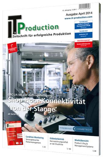 Die Fachzeitschrift IT&Production