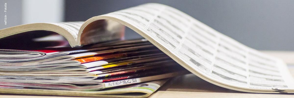 Unsere Fachmagazine sind branchenweit bekannt für hohe redaktionelle Qualität und das Aufgreifen neuer Trends und Innovationen.