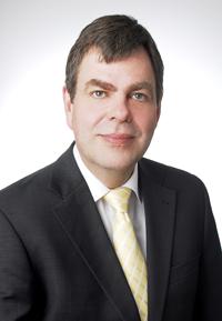 Herr Gerlach Sprecher und Gründungsmitglied der BdNI
