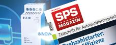 SPS-MAGAZIN Oktober Ausgabe