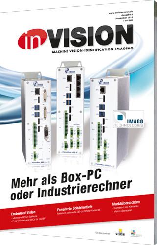 inVISION November Ausgabe Mehr als Box-PC oder Industrierechner
