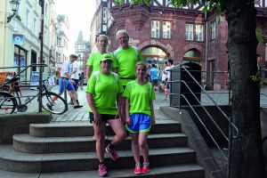 TeDo Marathon Team