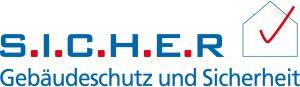 S.I.C.H.E.R Logo