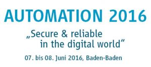Automation 2016