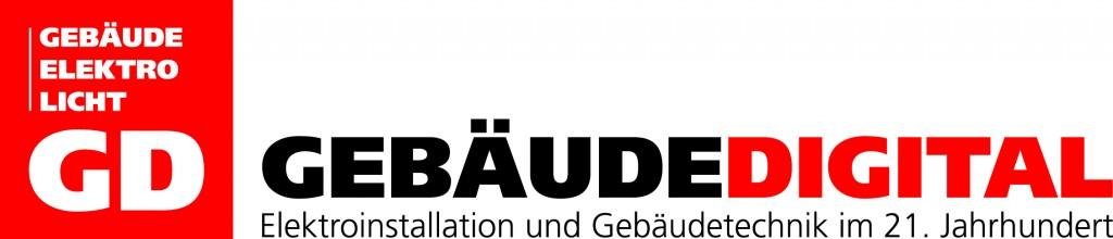 Abbildung 1: Neues Logo der Fachzeitschrift GEBÄUDEDIGITAL
