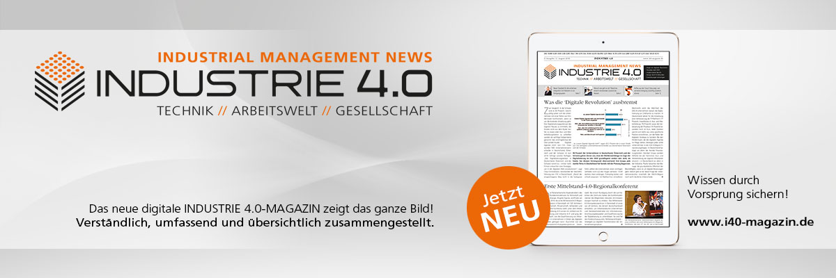 Industrie 4.0 Magazin