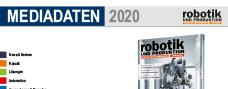 Mediadaten Fachzeitschrift ROBOTIK UND PRODUKTION