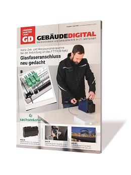 Fachzeitschrift GEBÄUDEDIGITAL