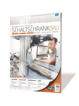 Fachmagazin SCHALTSCHRANKBAU – Unterverteilung und Gehäuse